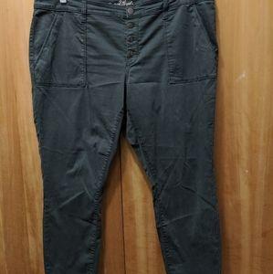 Universal Thread Olive Green Pants